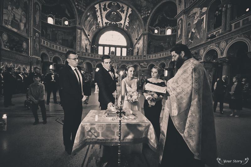 Fotograf nunta Sibiu – Alin si Andreea