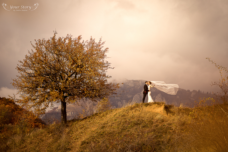 Sedinta foto Trash the dress – Cristina si Titus